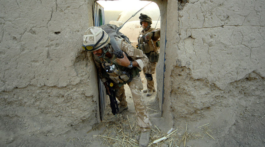 Sangin: Afghan district where over 100 British soldiers lost their lives retaken by Taliban