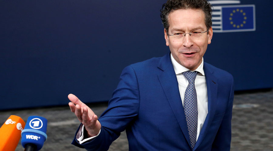 'Extremist, sexist, xenophobic:' Eurogroup chairman refuses to step down over remarks