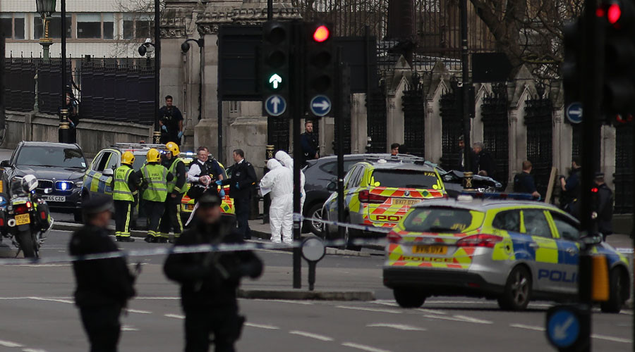 Trump says 'great American' killed in London attack