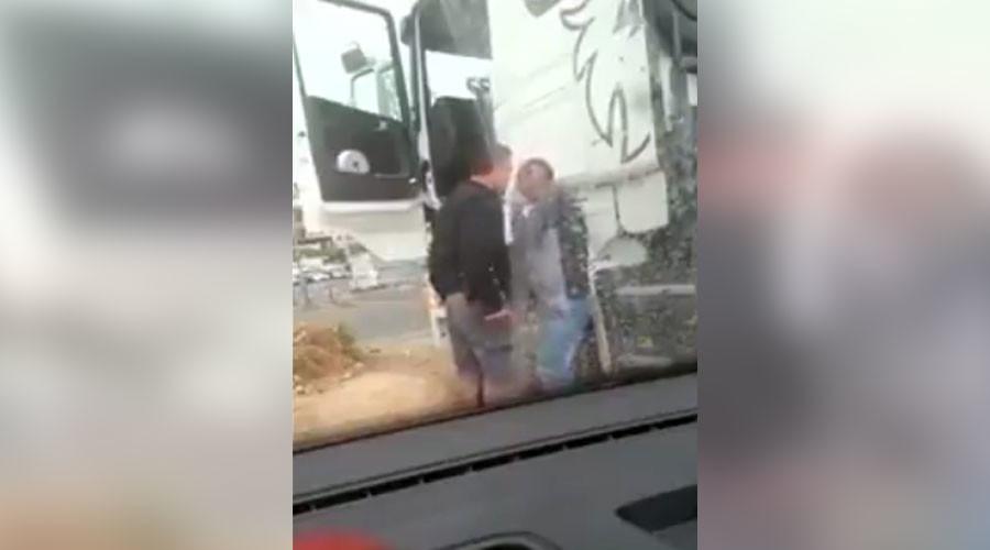 Israeli officer filmed assaulting Palestinian driver, police open probe (VIDEO)