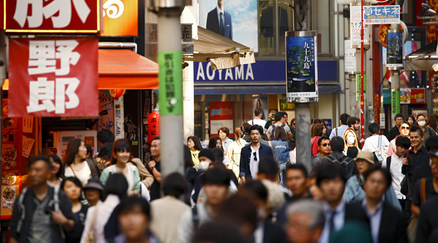 Suicides cost Japan's economy $4bn annually