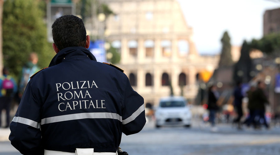 Security in Italy on maximum alert for Treaty of Rome anniversary after London attack