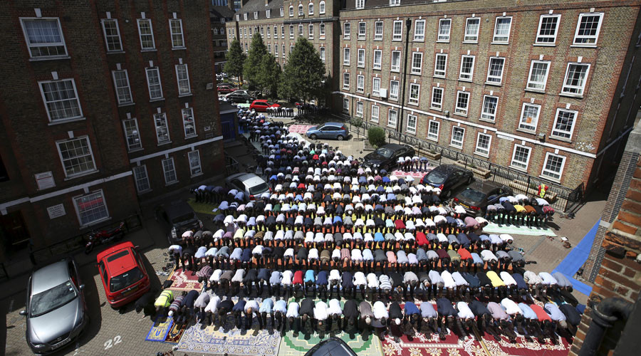 Muslim leaders across Britain condemn 'cowardly' Parliament attack