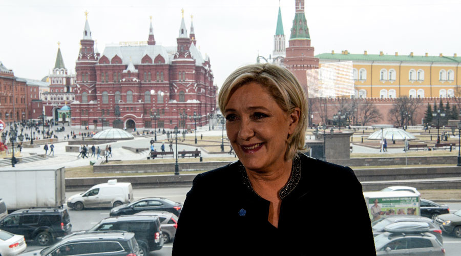 Nobody's stooge: Le Pen meets Putin, shows 'French desire for détente with Russia'