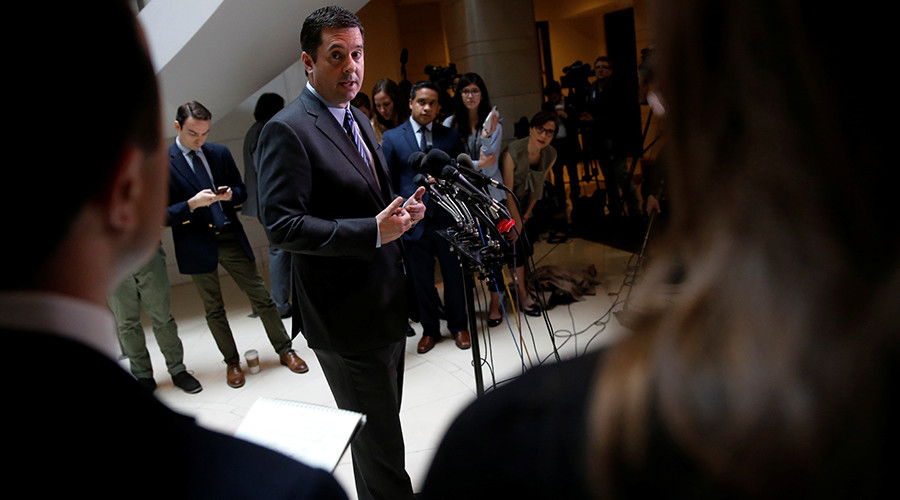 House intel chair admits he doesn't know 'for sure' if Trump team was surveilled