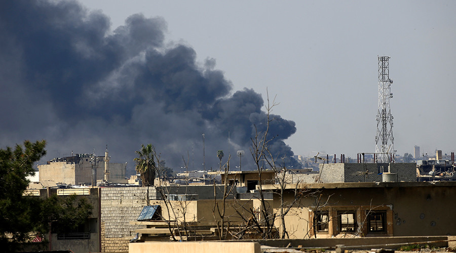 UN profoundly concerned by 'hundreds of casualties' in suspected coalition airstrikes in Mosul