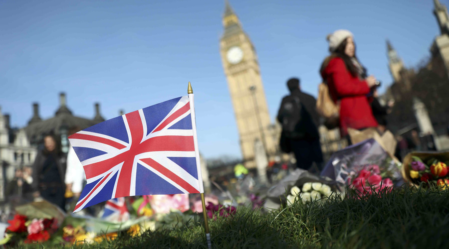 Two men remain in custody over Westminster terrorist attack