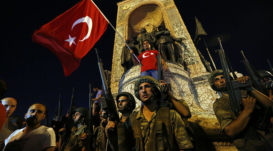 'No hard evidence' entire Gulen movt. behind Turkey coup, only some members – UK report
