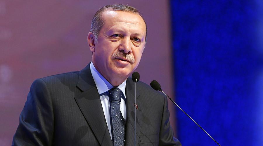 Erdogan: Turkey may hold Brexit-style referendum on EU accession bid