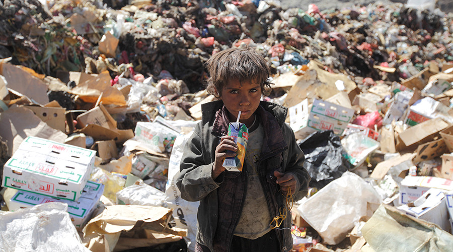 2.2mn Yemeni children close to famine, 70% rise in those killed over past year – UNICEF