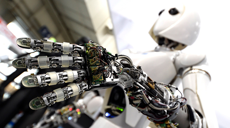 Don't fear robot takeover, says AI pioneer