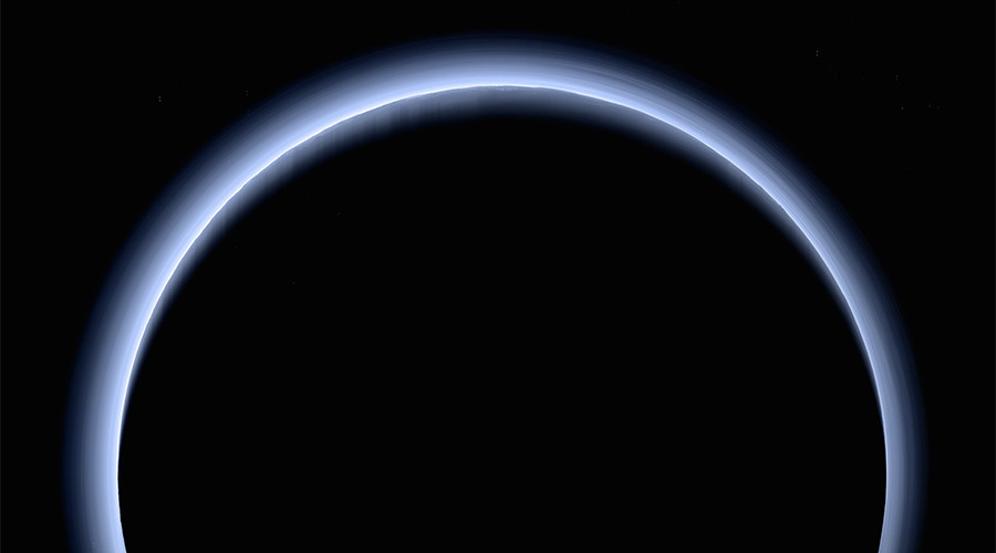 'Farewell to Pluto': NASA releases stunning high-res image of dwarf planet (PHOTO)