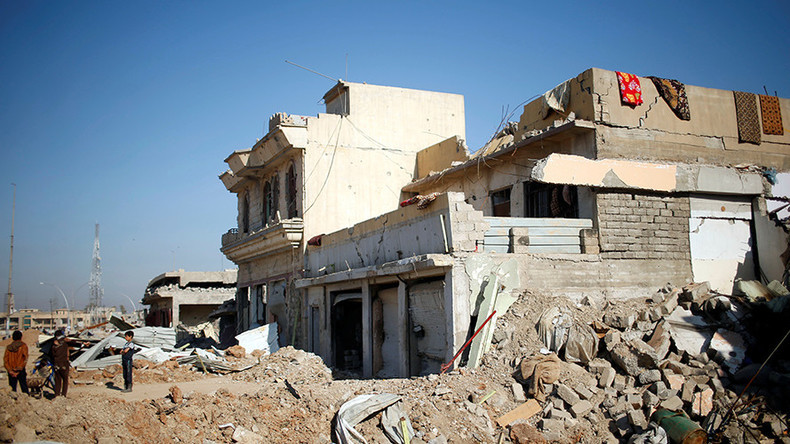'Destroy town to save it – Mosul may become US' My Lai in Iraq'
