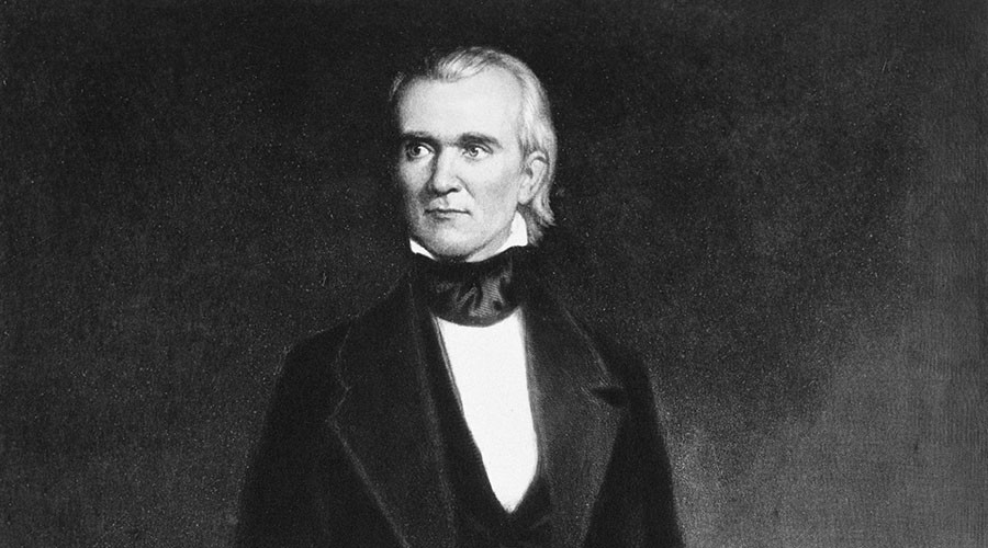 Tennessee weighs proposal to re-bury President Polk for 4th time