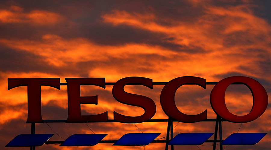 Tesco to pay £214mn fine in UK accounting scandal