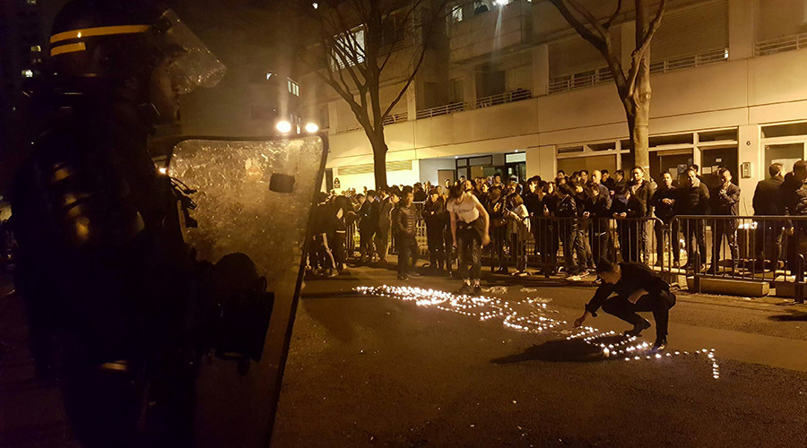Beijing demands safety for nationals in France after Chinese man's death sparks Paris riot