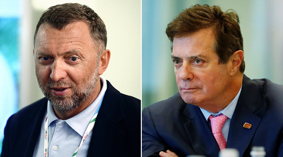'AP's malicious lie': Russian tycoon denies dealing with Trump's ex-aide to 'benefit Putin'