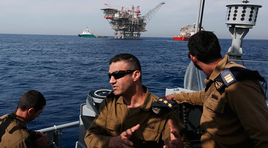 Oil interest heats up maritime dispute between Israel and Lebanon