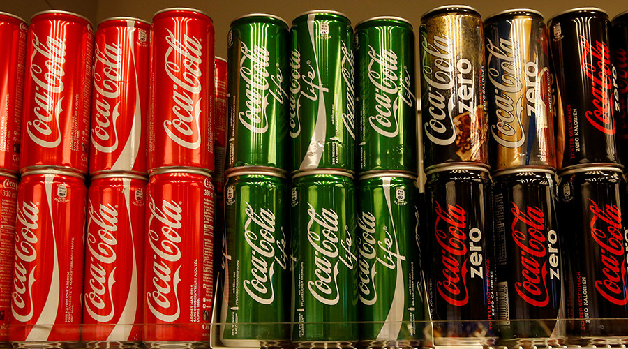 'Human waste' found in Coca-Cola cans at company plant sparks police probe