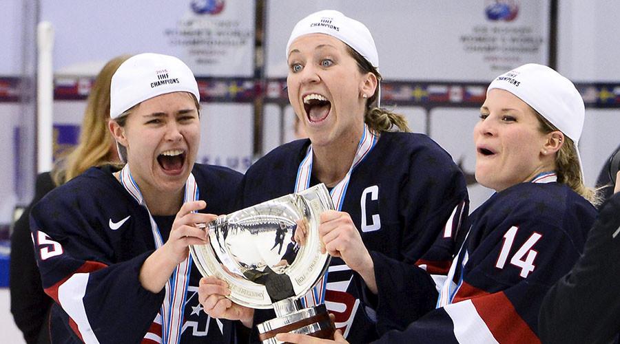 #BeBoldForChange: US women's hockey team gets new contract after boycott threat