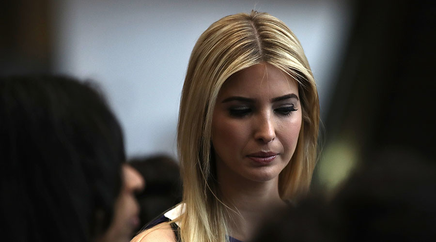 California fashion industry slaps Ivanka Trump with major class action lawsuit