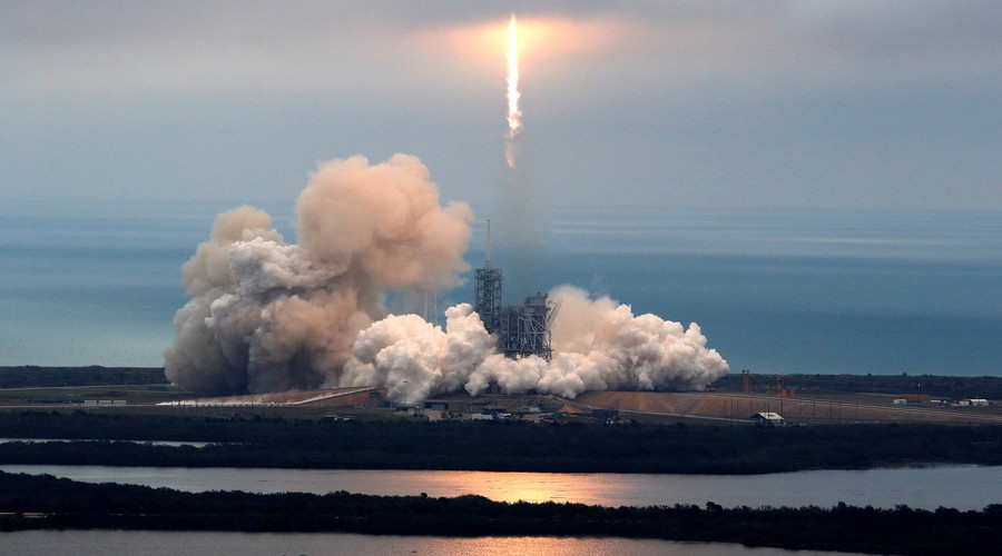 SpaceX set to launch its first recycled rocket