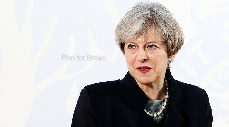 May accused of using EU security & intel as Brexit 'bargaining chip'