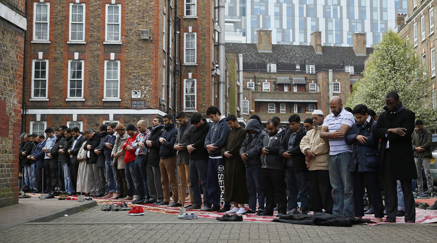 Islamophobia up after Westminster attack, say police... but Muslims disagree