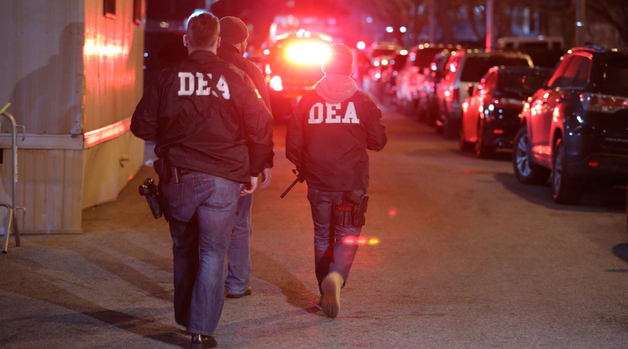 DEA seized $3.2 billion in cash from people never under investigation – Justice Dept