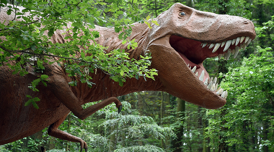 T-Sex: Dinosaur foreplay uncovered in new research