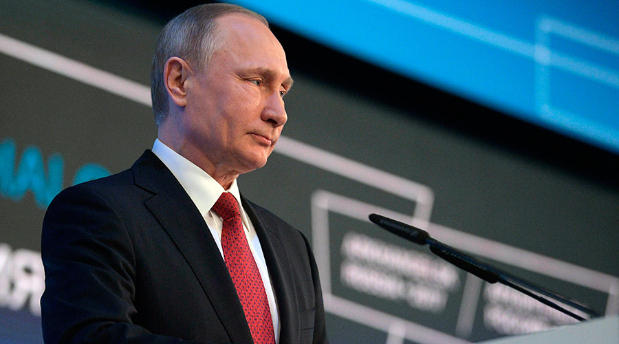 'Need military help?' Putin's offer to Iceland & other memorable moments at intl Arctic forum