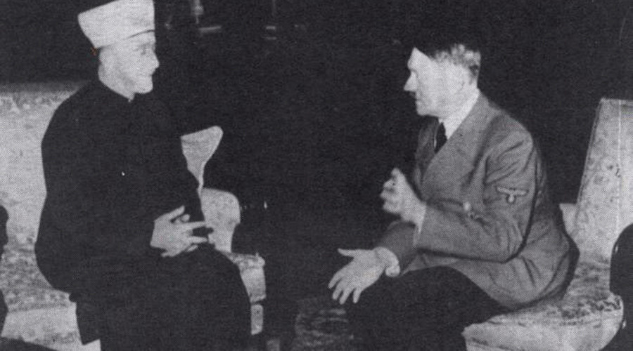 'Wish you well against Jewish invaders': Himmler's letter to Palestinian Arab leader discovered