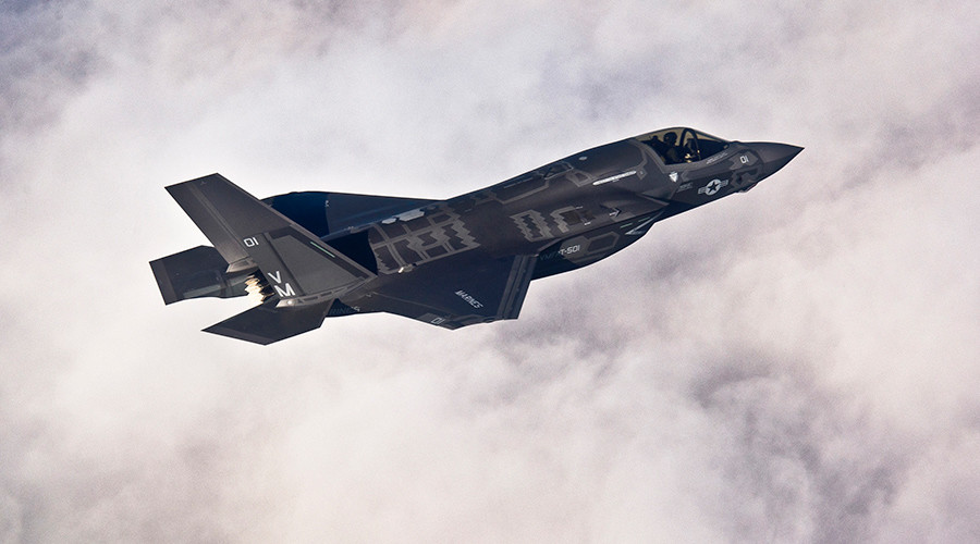 F-35 report finds 'only thing stealthy' to be 'the price tag'