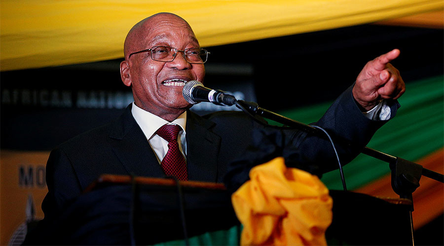 Zuma's 'night of the long knives' rattles investors, puts South Africa's credit rating at risk