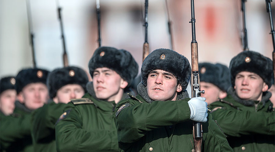 Russian, South Ossetian defense chiefs sign collective security treaty
