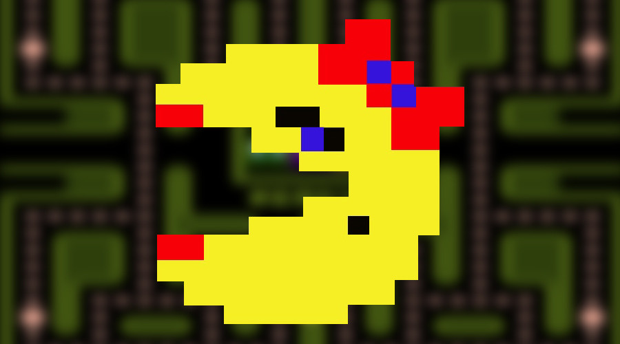 Google's weapon of mass distraction: Ms. Pac-man hijacks map app for April Fool's day