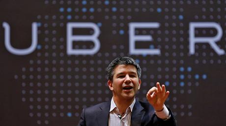 Uber CEO Travis Kalanick © Danish Siddiqui / Reuters