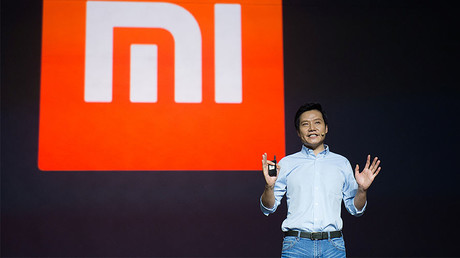 Lei Jun, founder and CEO of China's mobile company Xiaomi © Stringer