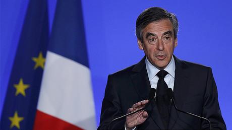 Francois Fillon, former French prime minister © Christian Hartmann