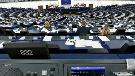 European Parliament in Strasbourg © Vincent Kessler