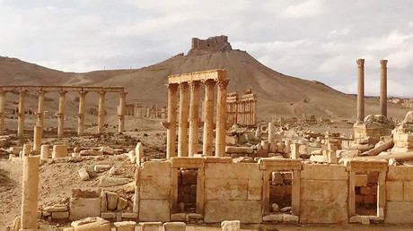 'Palmyra recapture – message to ISIS that Syrian army can liberate Raqqa'