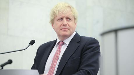 Boris Johnson © Global Look Press via ZUMA Press