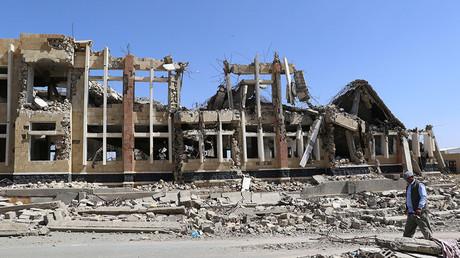 'Yemen war is genocide'
