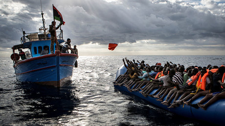 Mediterranean migrant rescues reach 3yr high as Italy prepares for summer influx