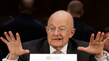 Former Director of National Intelligence (DNI) James Clapper. © Joshua Roberts