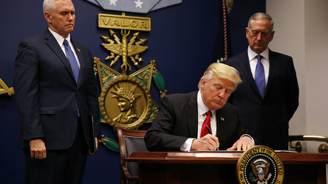 U.S. President Donald Trump © Carlos Barria