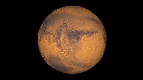 The planet Mars. ©NASA