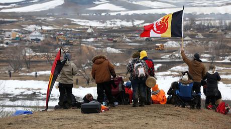US, Canada tribes to sign declaration against Keystone XL