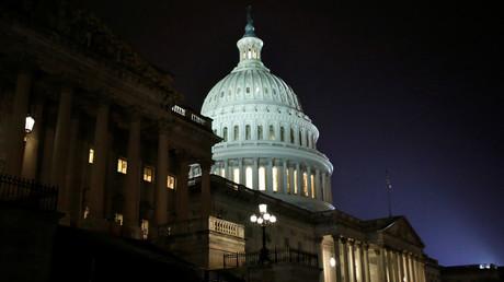 U.S. Capitol © Gripas