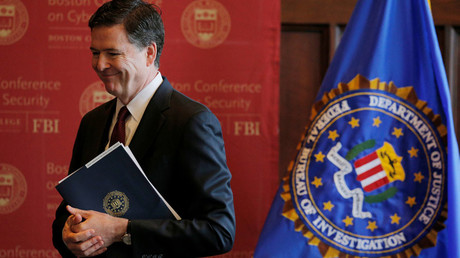FBI Director James Comey © Brian Snyder